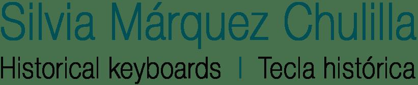 SILVIA MÁRQUEZ CHULILLA | HARPSICHORD, ORGAN, FORTEPIANO